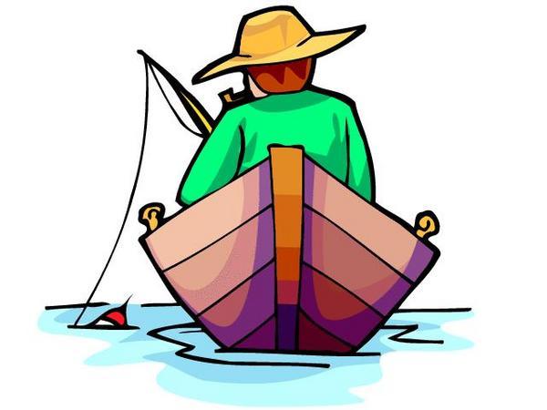 Fishing Boat Clip Art : ぬりえ 魚 : すべての講義